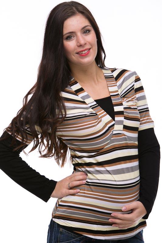 Těhotenské triko 1A0377