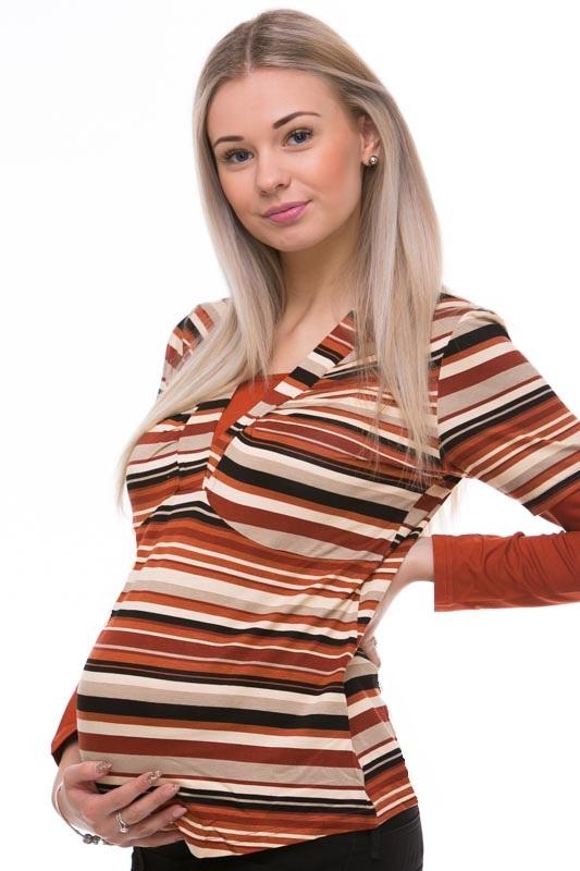 Těhotenské triko 1A0390