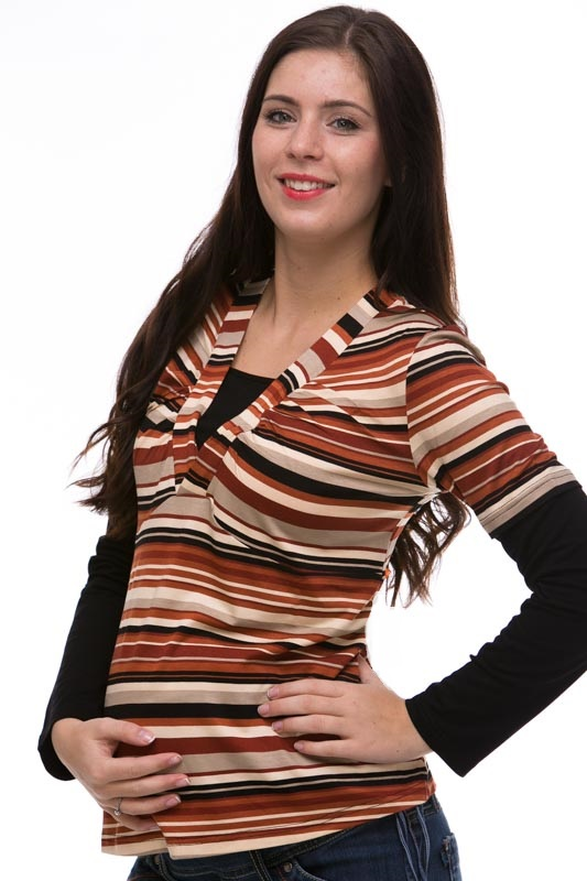 Těhotenské tričko 1A0393 - Těhotné.cz fe22050b62