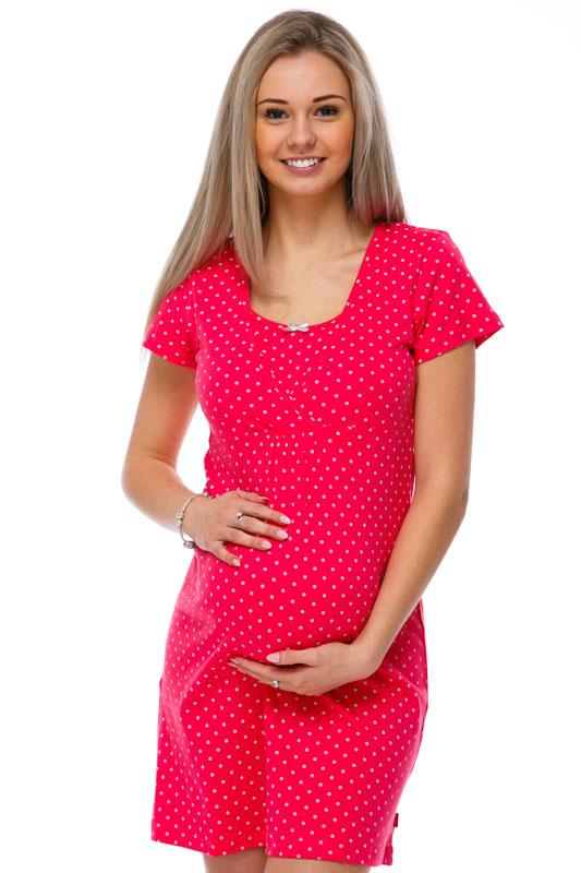 Kojící a těhotenská košilka 1C0936
