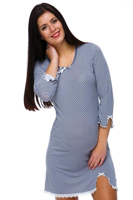 Těhotenská košile luxusní 1D0540