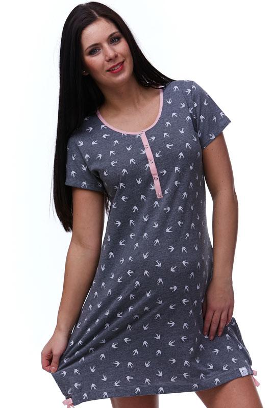 Kojící a těhotenská košile Adélka 1C0973