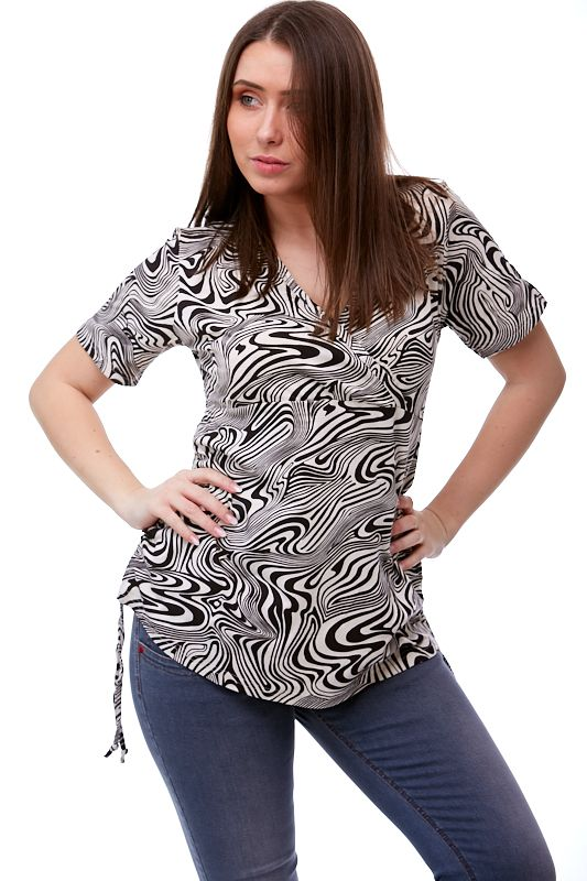 Tričko s krátkým rukávem 1A0423