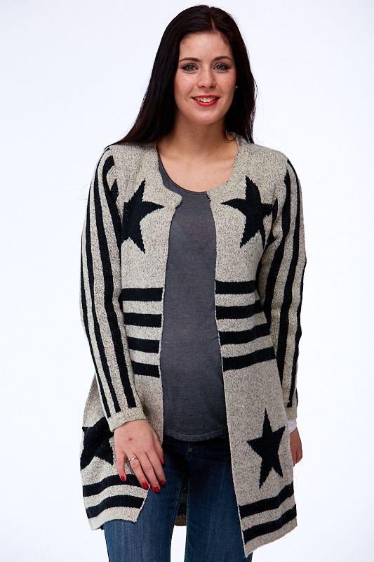 Těhotenský svetr made in Italy Silvia 1A0482