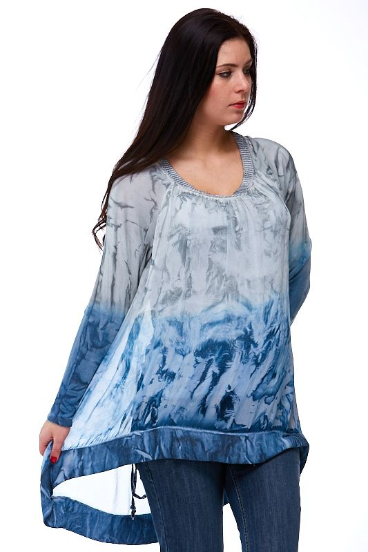Těhotenská tunika Made in Italy Debora 1A0462