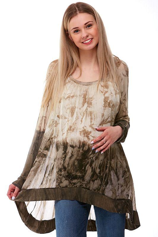 Těhotenská tunika Made in Italy Nicole 1A0463