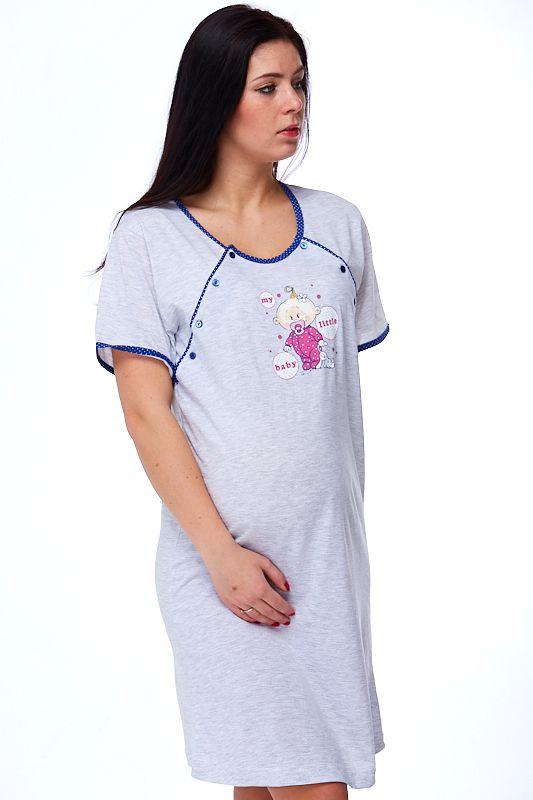 Kojící a těhotenská košilka Eliana