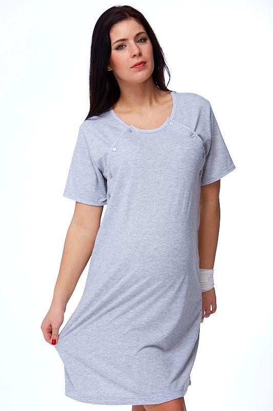 Kojící a těhotenská košilka Gisela