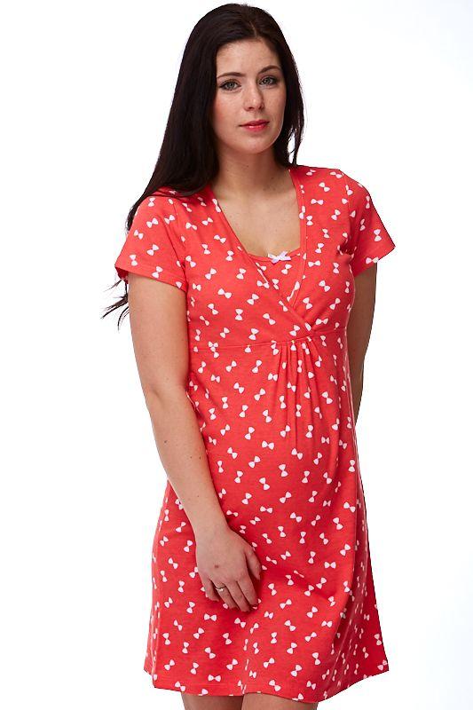 Kojící a těhotenská košile Malvina