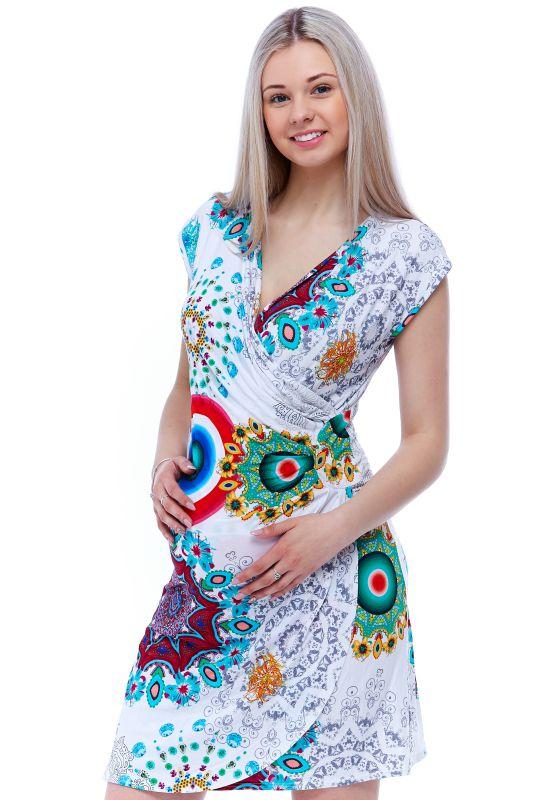 Těhotenské a kojící šaty Desiggnssis