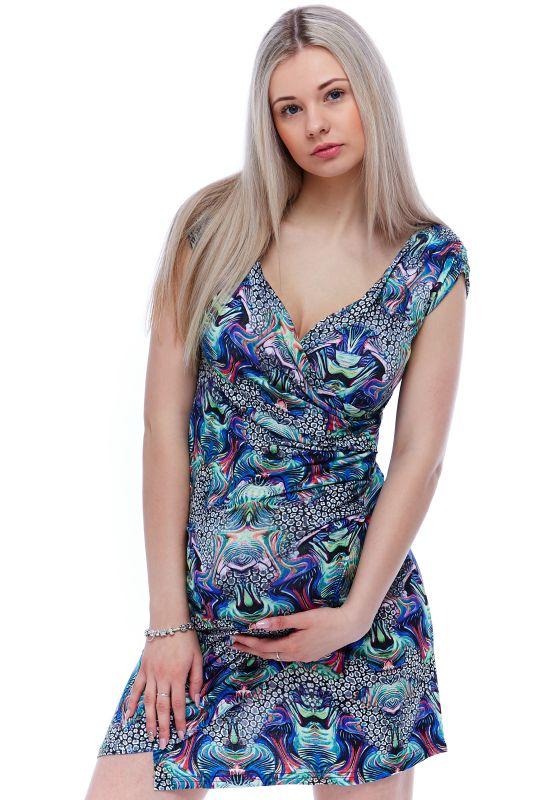 Těhotenské a kojící šaty 1S1134