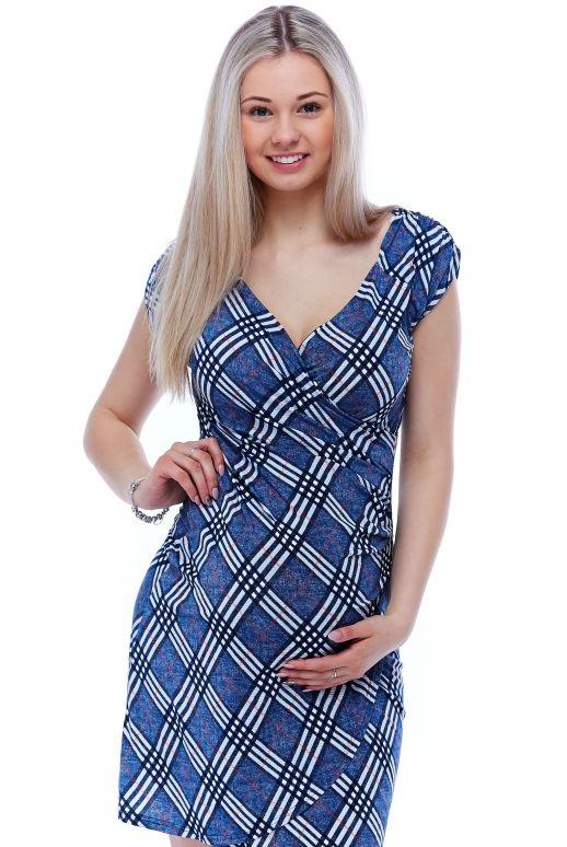 Těhotenské a kojící šaty 1S1137