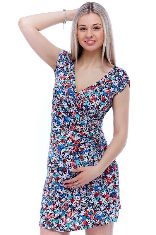 Těhotenské a kojící šaty 1S1147 - Těhotné.cz 6b4dd0ee175