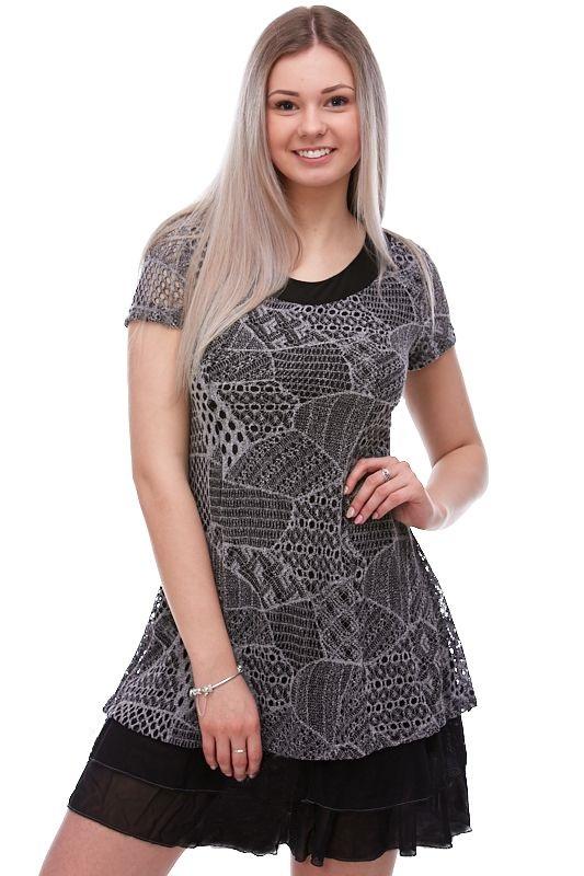 Elegantní dámské šaty 1S1117
