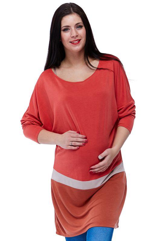 Těhotenské šaty 1A0509