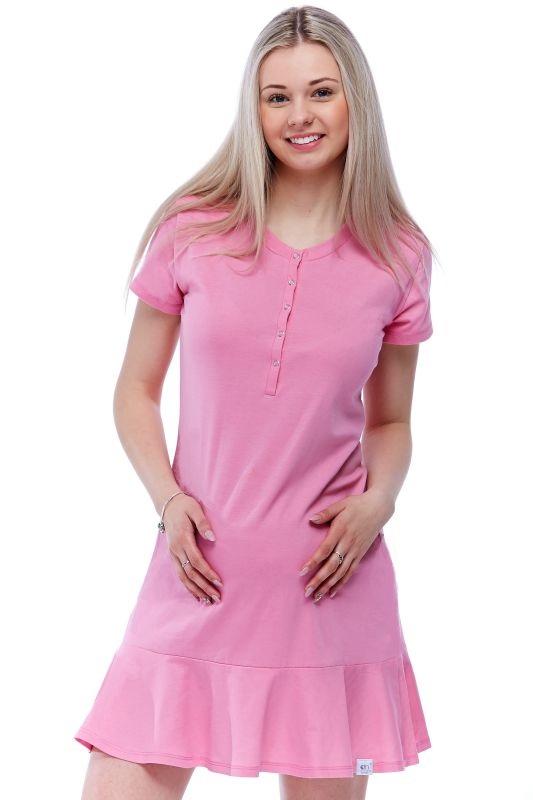 Těhotenská i kojící košilka 1C1177