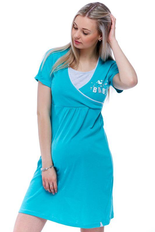 Těhotenská košilka pro diskrétní kojení 1C1166