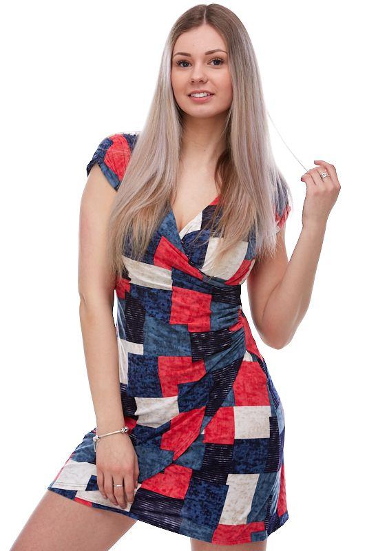 Elegantní dámské šaty 1S1166