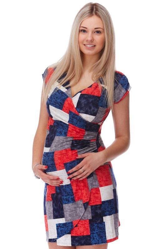 Těhotenské šaty 1S1168