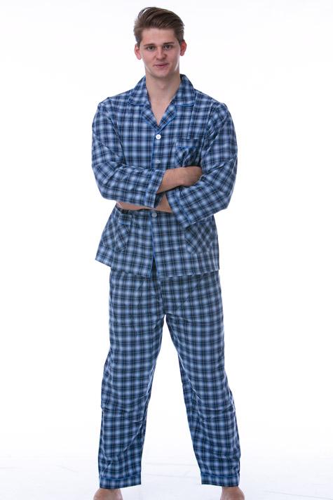 Pyžamo z bavlny pro muže PAPM261