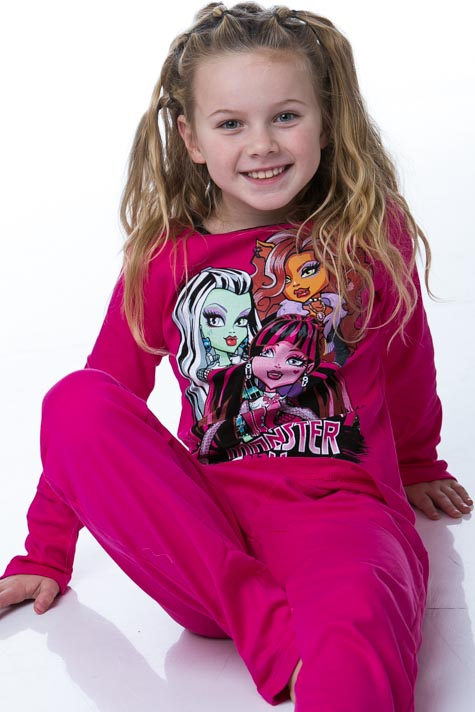 Pyžamo Monster high