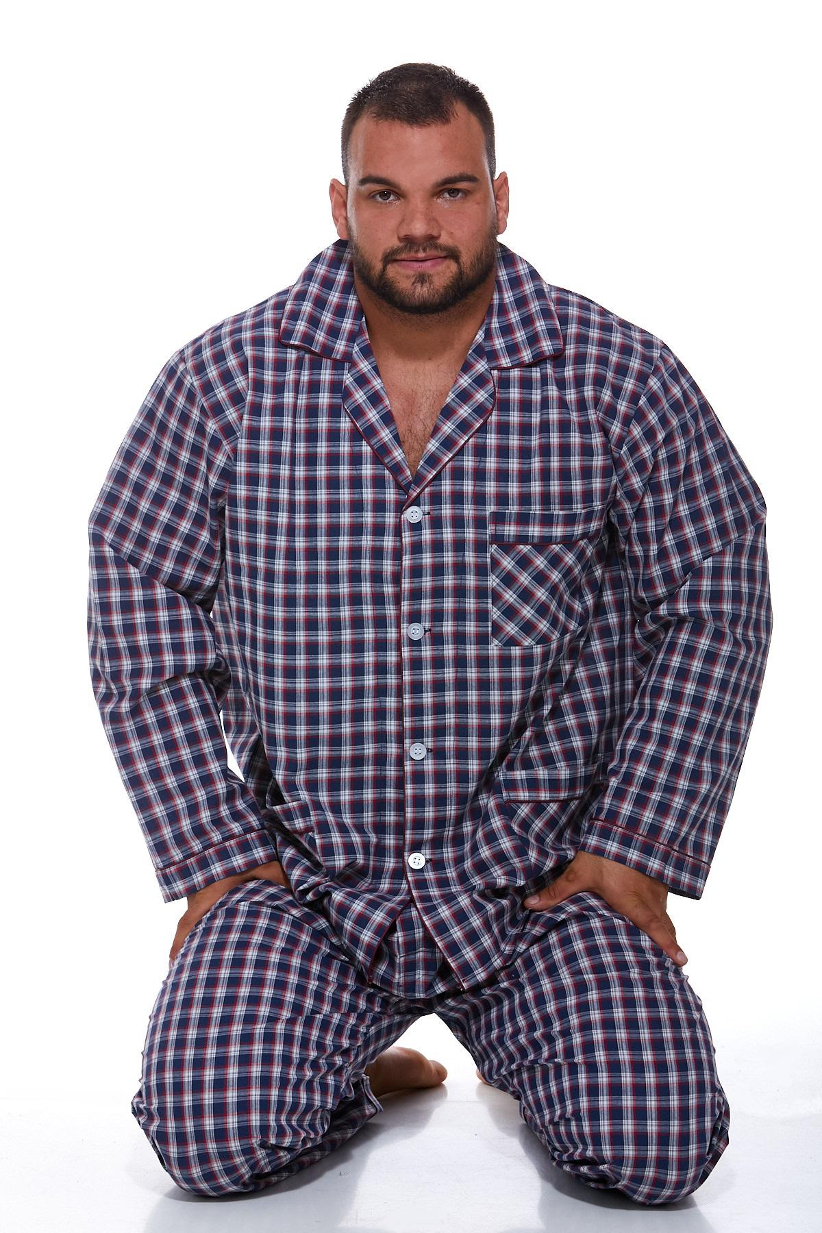 Pyžamo z bavlny pro muže PAPM418