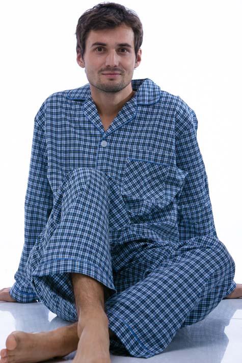 Pyžamo z bavlny pro muže PAPM277