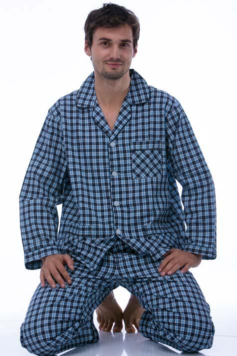Pyžamo z bavlny pro muže PAPM273