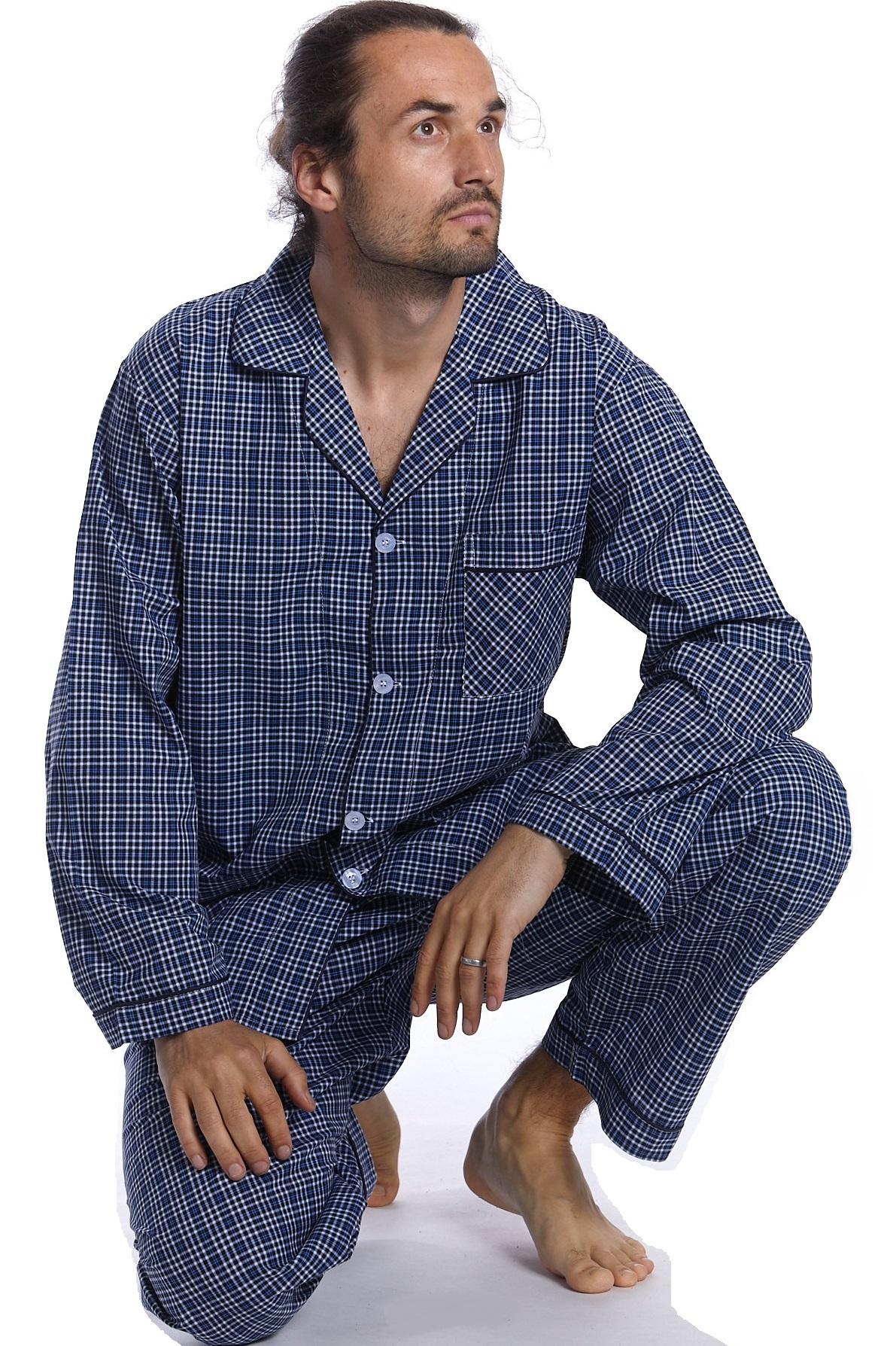 Pyžamo z bavlny pro muže PAPM271