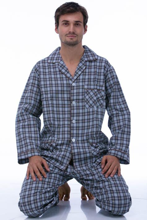 Pyžamo z bavlny pro muže PAPM270