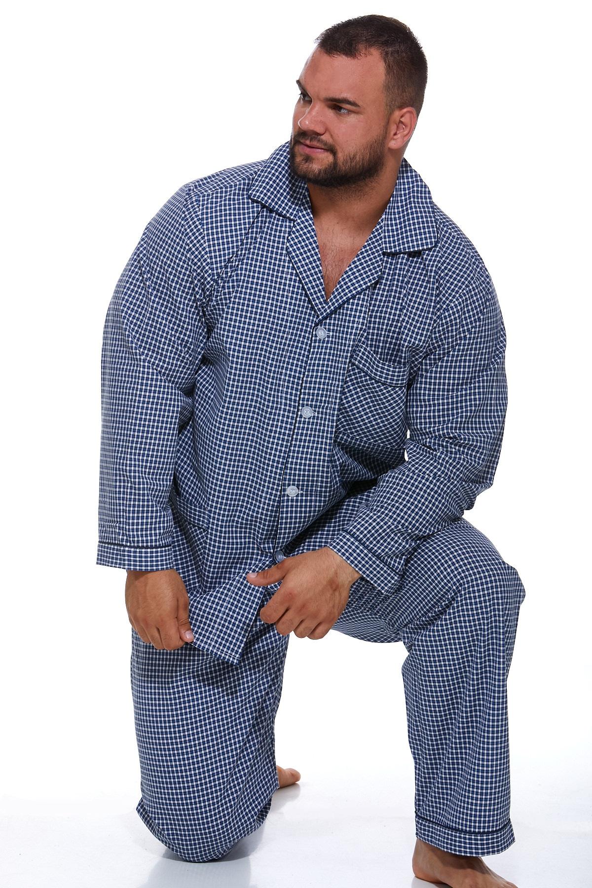 Pyžamo z bavlny pro muže PAPM428
