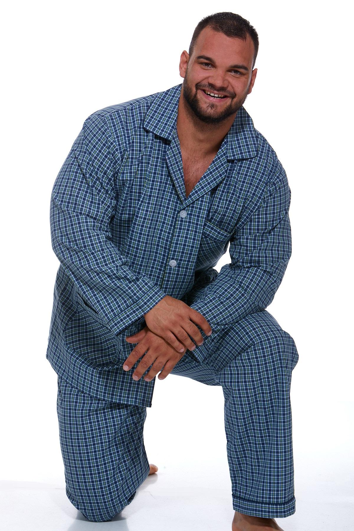 Pyžamo z bavlny pro muže PAPM266