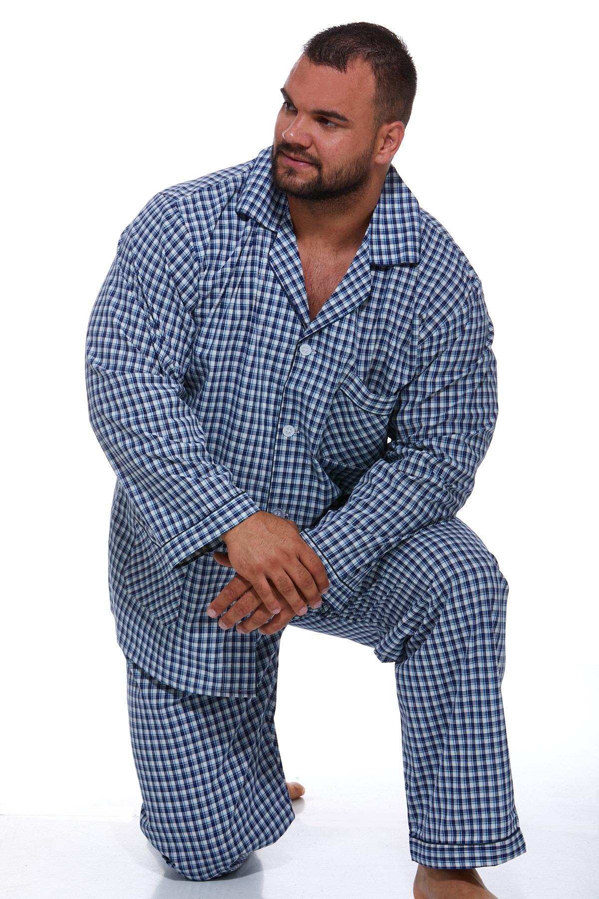 Pyžamo z bavlny pro muže PAPM264
