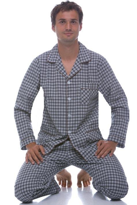 Pyžamo pro muže, klasické 1P0421