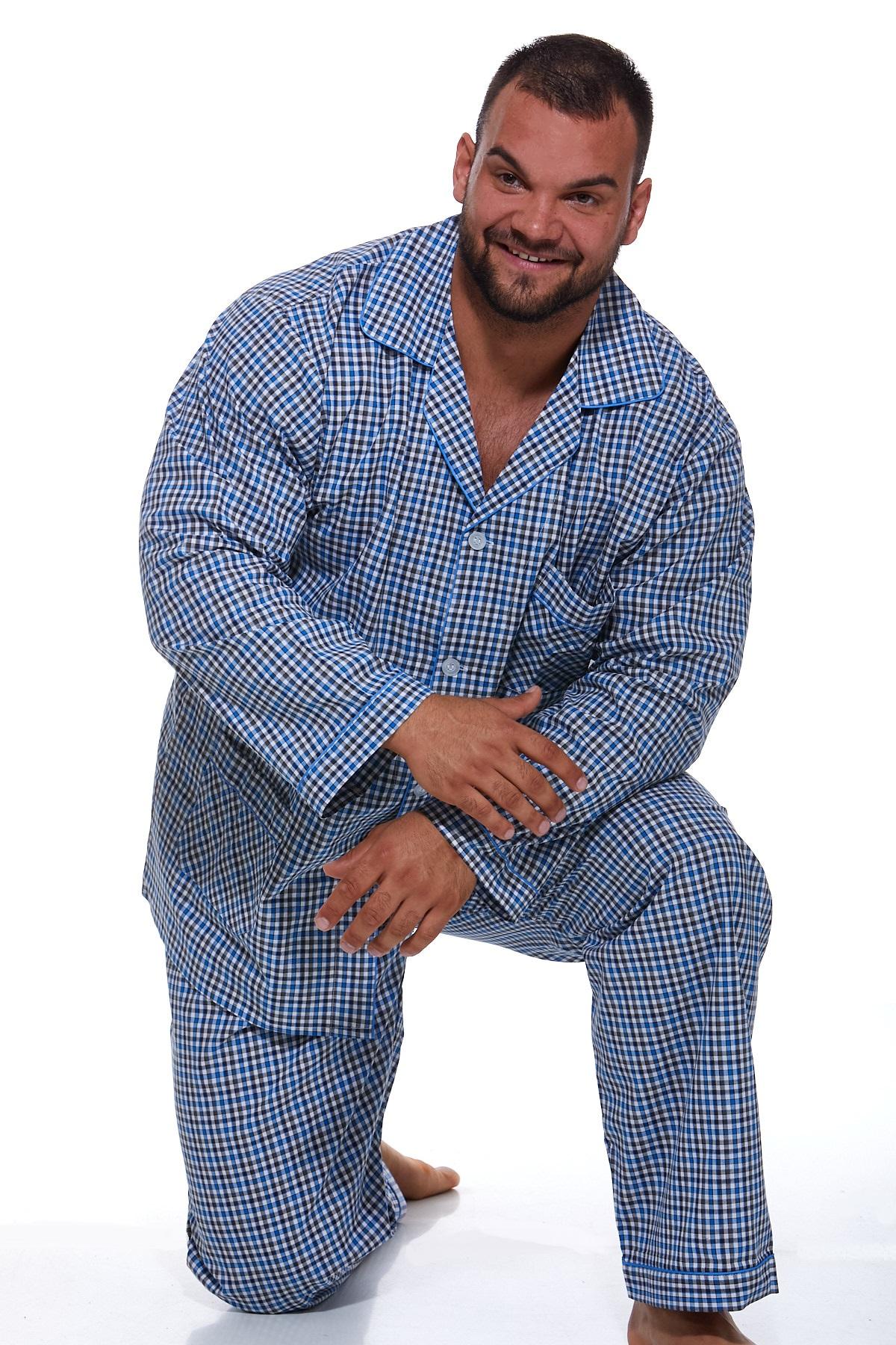 Pyžamo pro muže, klasické PAPM413