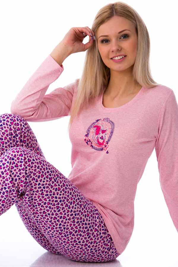 Pyžamo dámské 1B0529