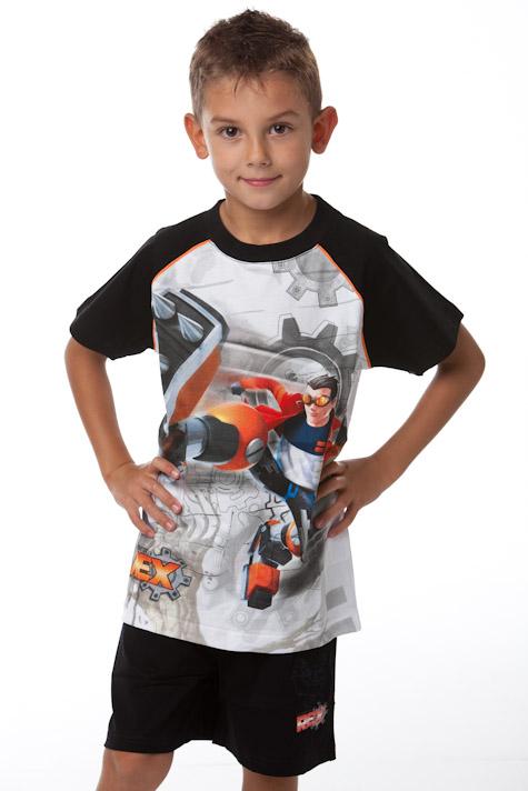 Chlapecké pyžamo-REX 1F0071