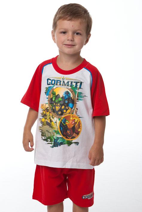 Chlapecké pyžamo-Gormiti