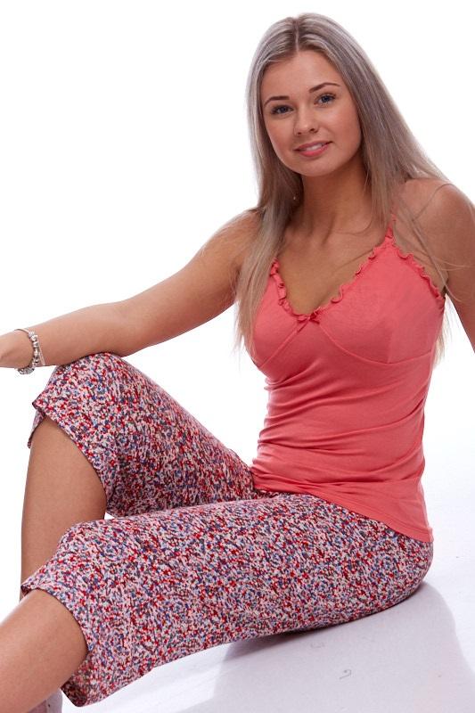 Dámské pyžamo sexy 1D0408