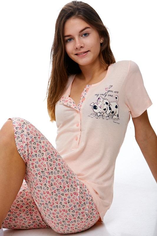 Dámské pyžamo 1B0367