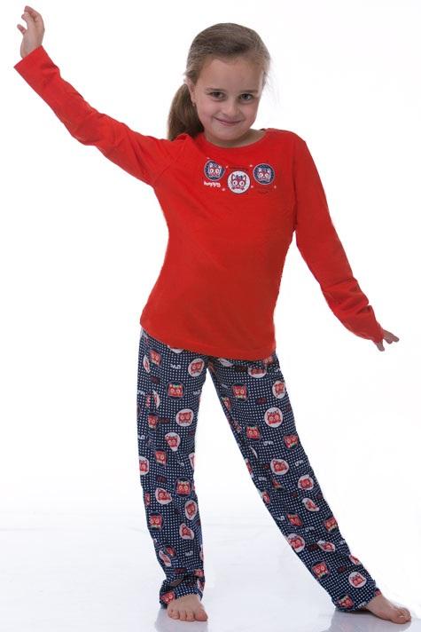 Dívčí pyžamo 1F0260