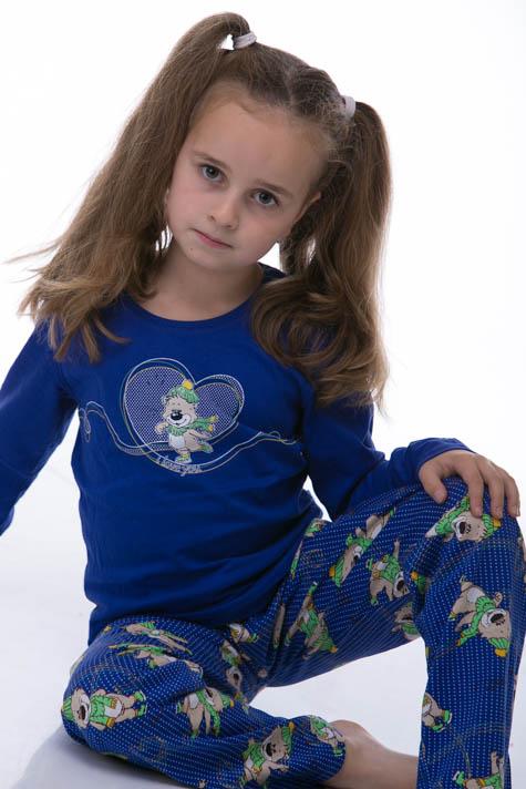 Dívčí pyžamo 1F0253