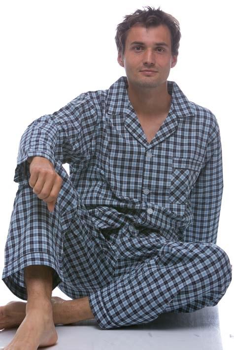 Pyžamo pro muže, klasické 1P0537