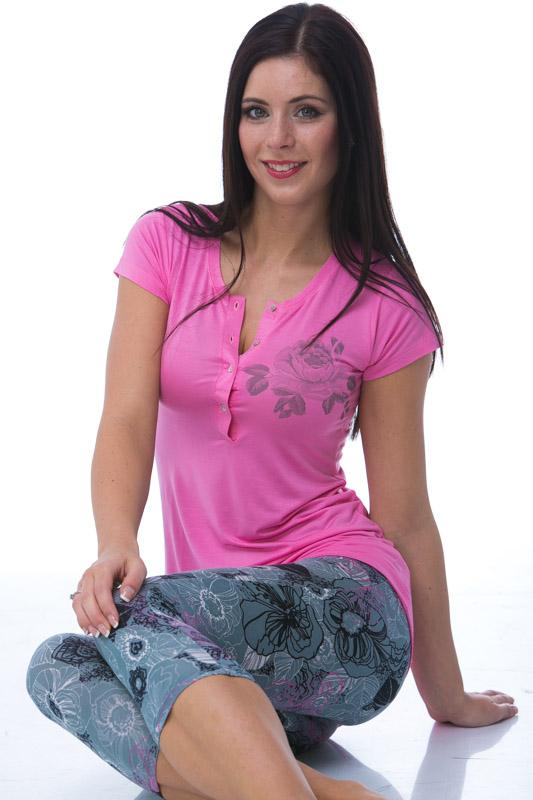 Luxusní pyžamo dámské 1D0555