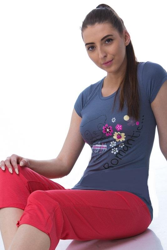 Luxusní pyžamo z micromodalu 1D0553