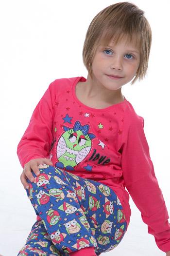 Dívčí pyžamo 1F0327