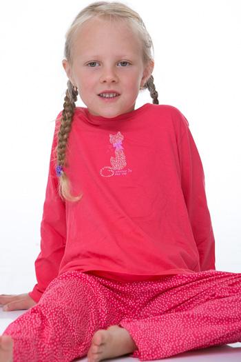 Dívčí pyžamo 1F0312