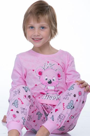Dívčí pyžamo 1F0317