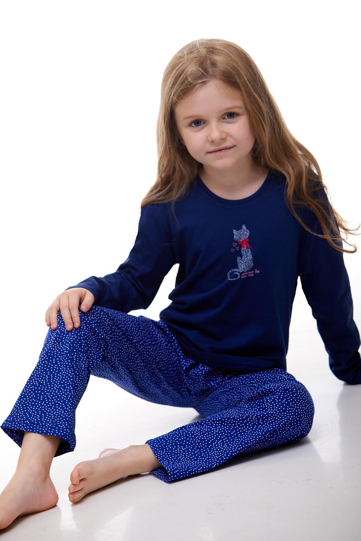 Dívčí pyžamo 1F0311