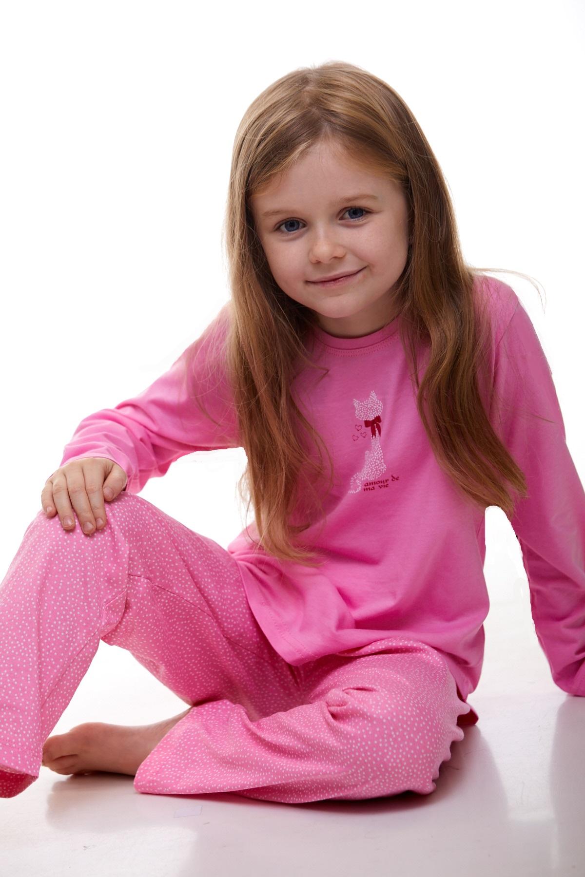 Dívčí pyžamo 1F0308